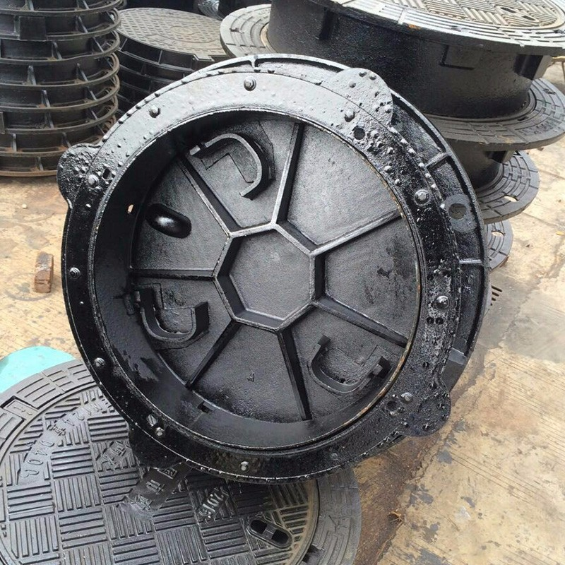 烟台铸铁井盖